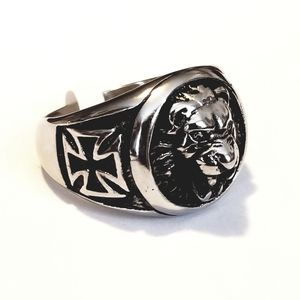 New stainless steel Loin ring